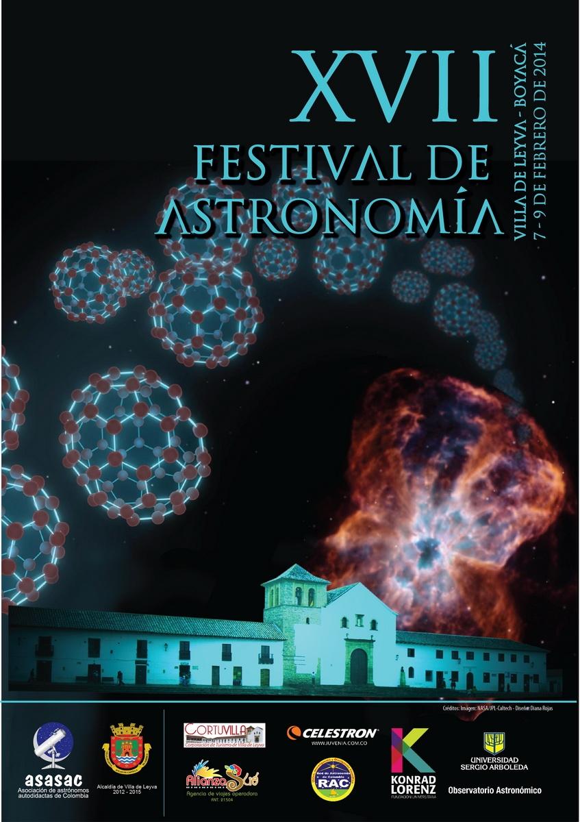 Festival de astronomía de Villa de Leyva