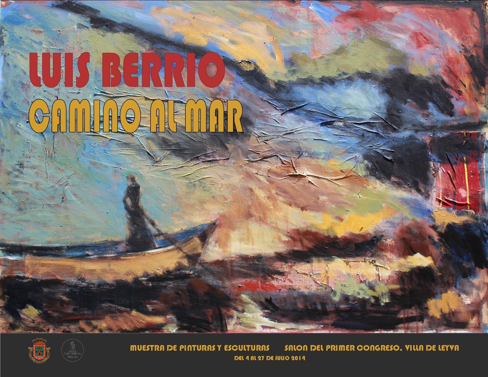 Exposición Artista Luis Berrio