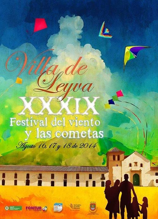 Festival de Cometas de Villa de Leyva