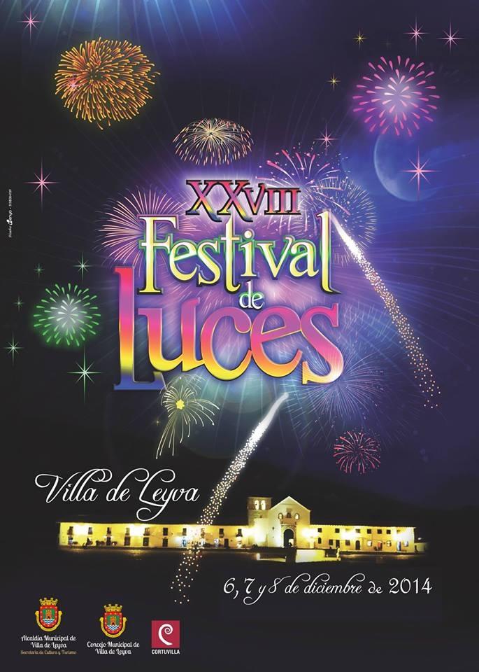 XXVIII Festival de Luces de Villa de Leyva