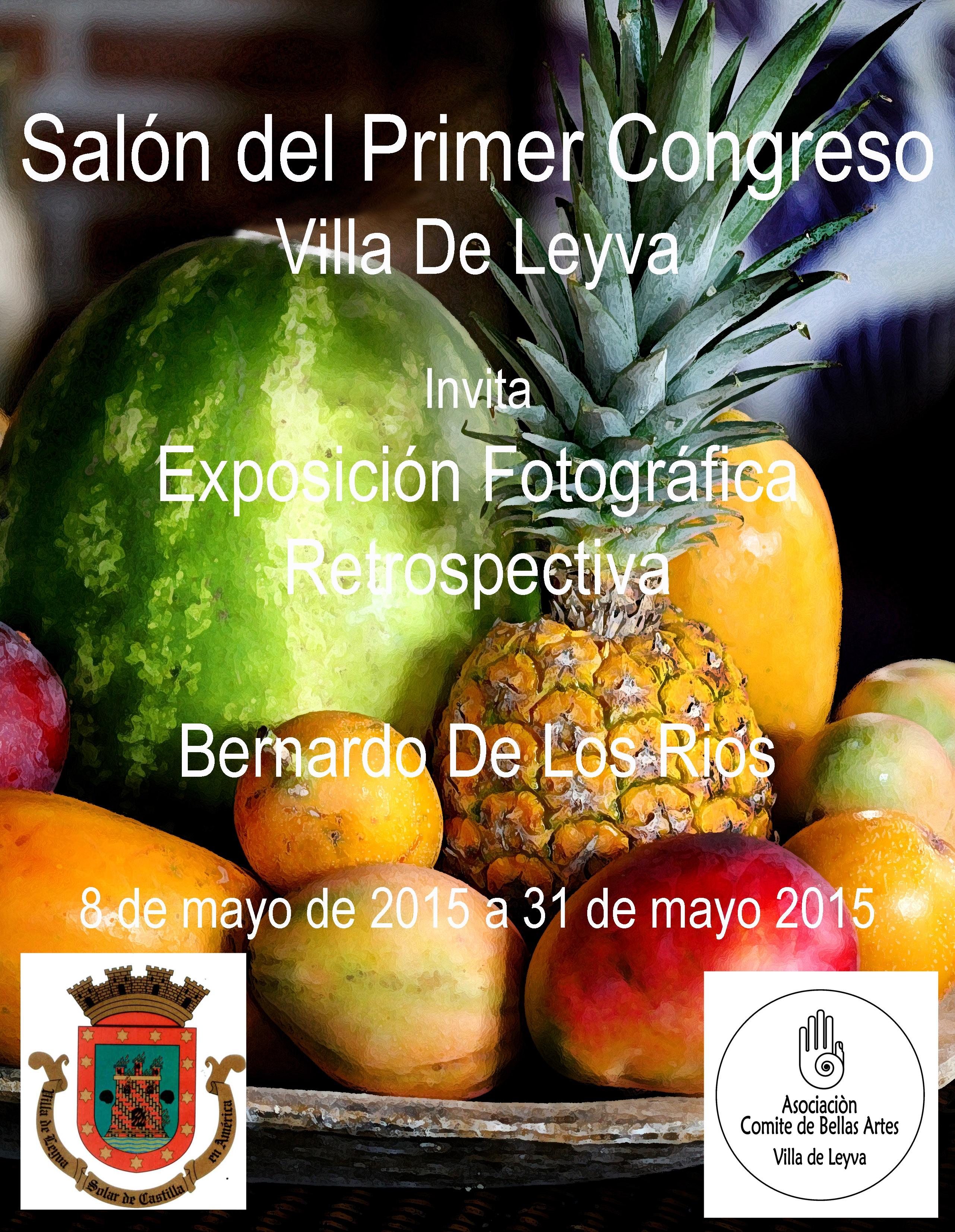Exposición de fotografía Bernardo de los Ríos