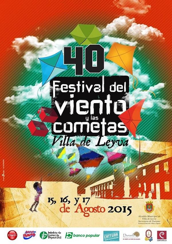 Festival del viento y las cometas 2015