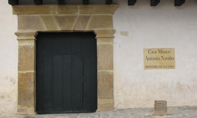 Casa Museo Antonio Nariño