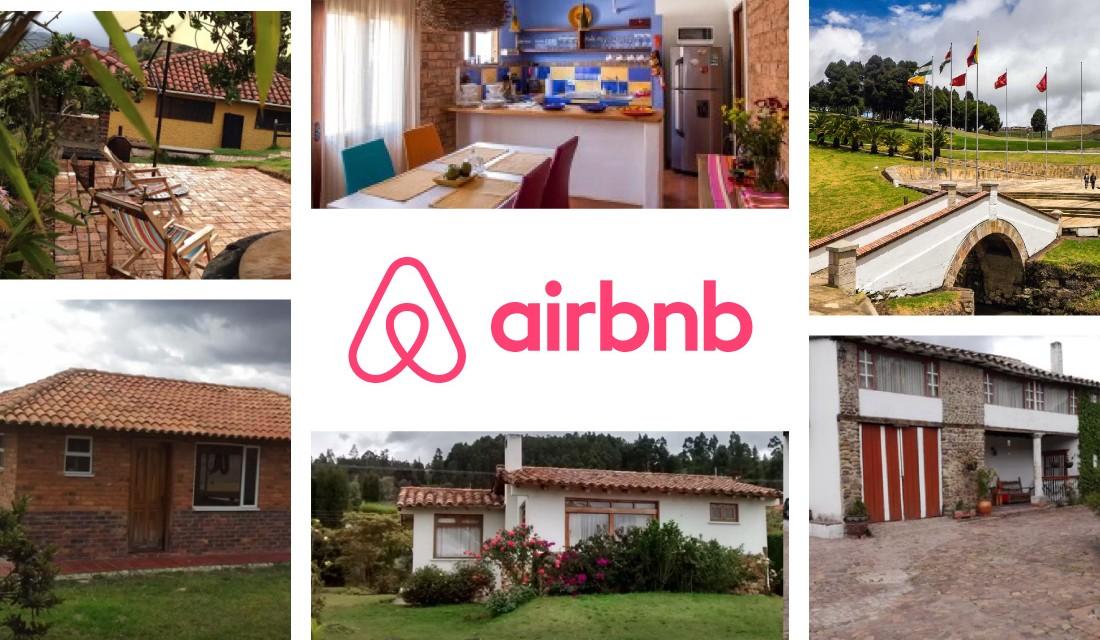 5 Airbnb de ensueño para alojarse en Boyacá