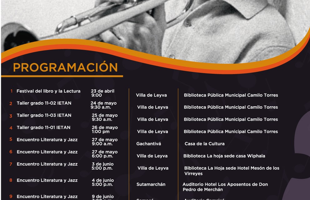 Festival de Jazz de Villa de Leyva