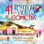 Festival de Cometas Villa de Leyva Agosto 13-15 de 2016