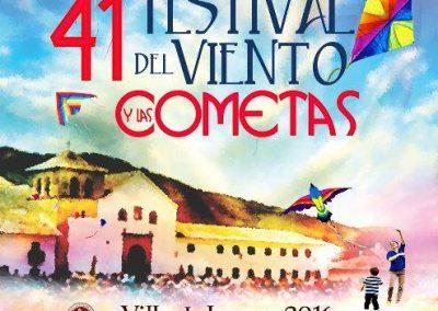 festival de cometas villa de leyva 2016