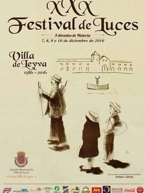 XXX Festival de Luces de Villa de Leyva