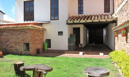 Casa Urbana a 600 metros de la Plaza