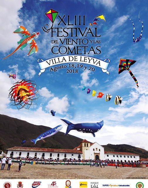 Festival de cometas 2018
