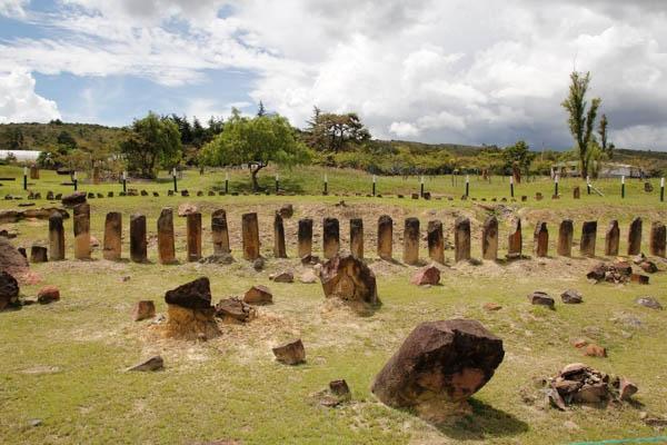 """Parque Arqueológico de Monquira """"El infiernito"""""""