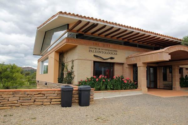 Centro de investigaciones paleontológicas