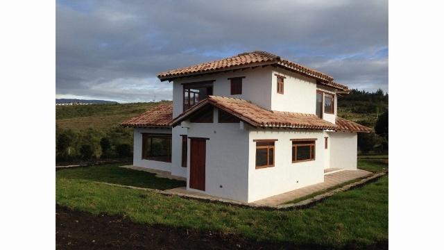 Hermosa casa Campestre vía Arcabuco