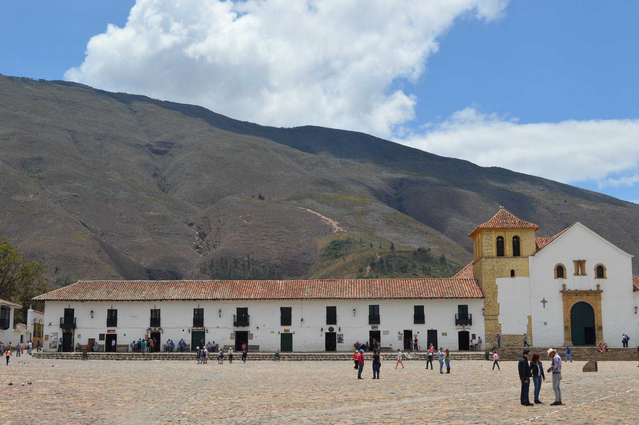 Semana Santa Villa de Leyva 2018