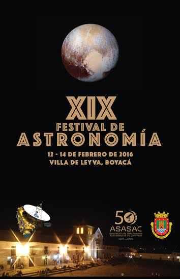 Festival Astronómico 2016