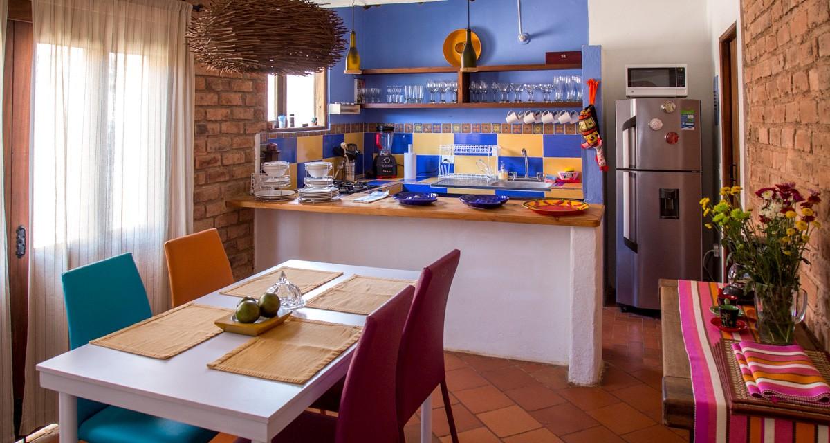 Casa en alquiler Villa de Leyva – Boutique rental
