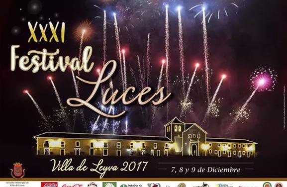 Festival de Luces de Villa de Leyva