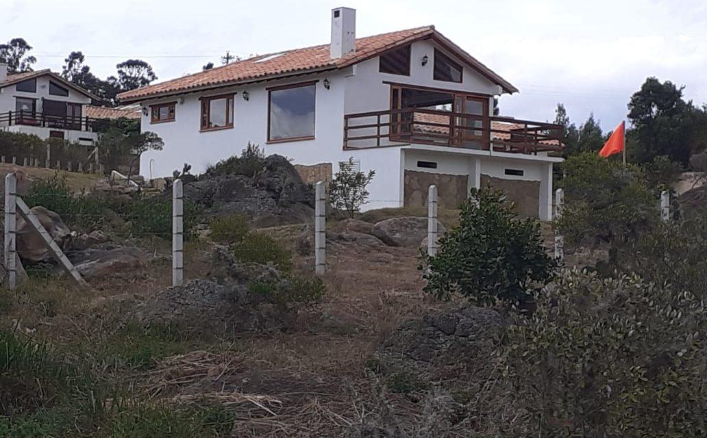 Se vende hermosa casa para estrenar en Villa de Leyva
