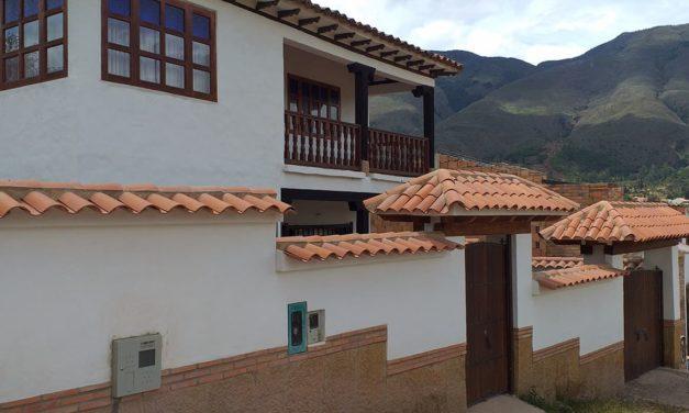 Casa Villa Juliana en alquiler para 9 personas en Villa de Leyva