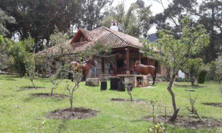 Bellísima Finca de 8 Hectáreas a 9 Kms de Villa de Leyva