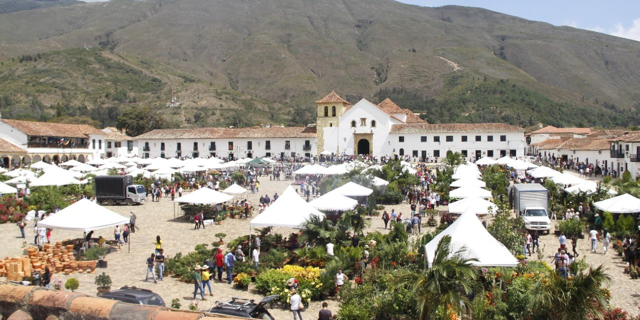 XXIX Festival de Árbol 2019 en Villa de Leyva