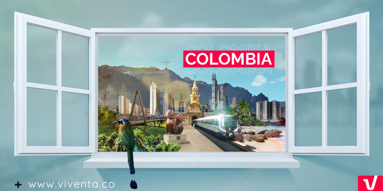 Financia hasta el 100% de tu vivienda en Colombia desde el exterior y con todas las facilidades